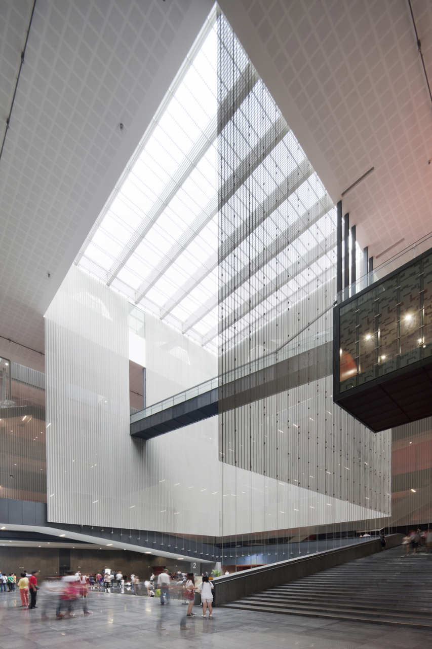 Museo de Guangdong - Rocco Design Architects