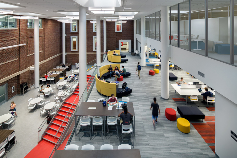 The Roeper School Learning Commons